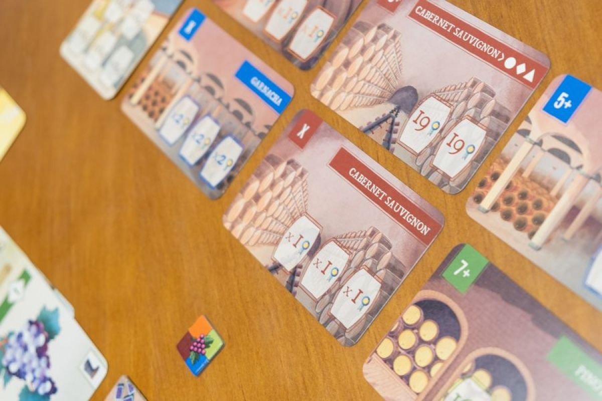 La Viña juego de mesa