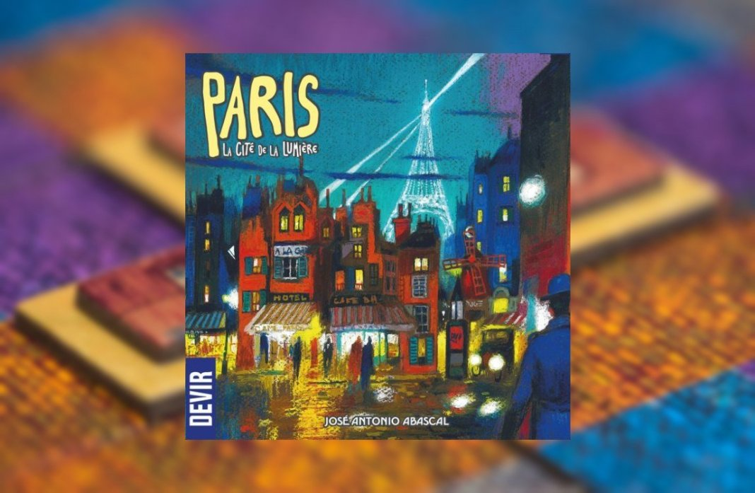 París juego de mesa