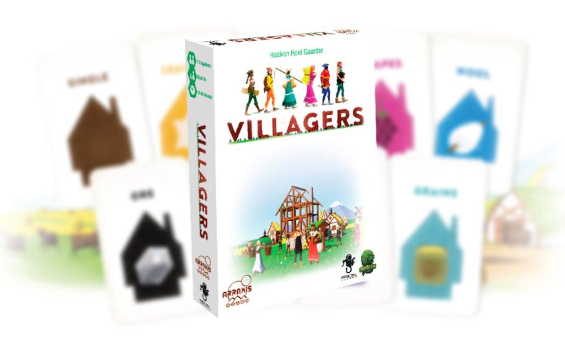 villagers juego de mesa