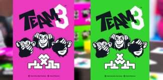 Team 3 juego de mesa