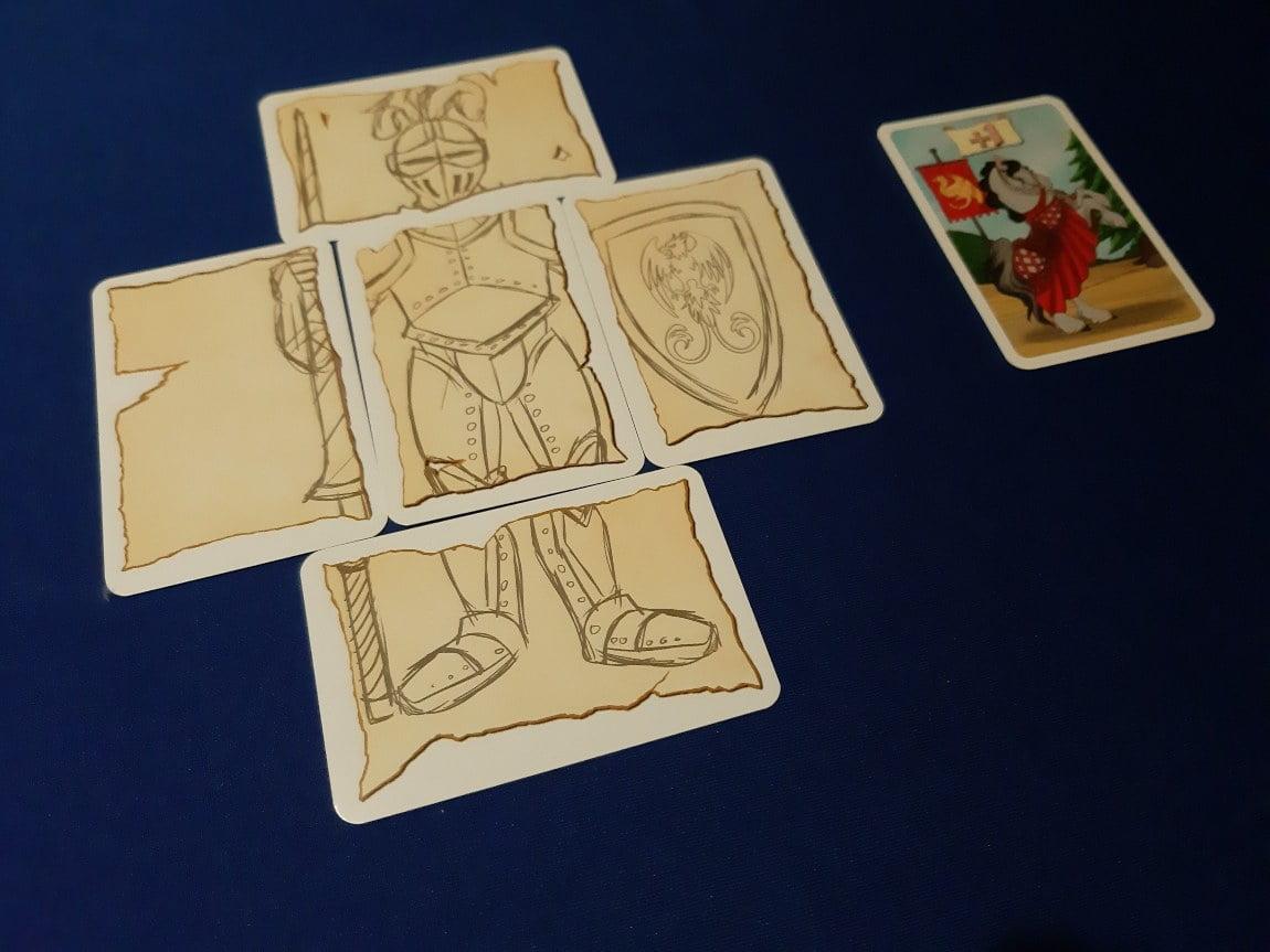 Lanzeloth juego de mesa
