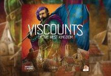 vizcondes del reino del oeste