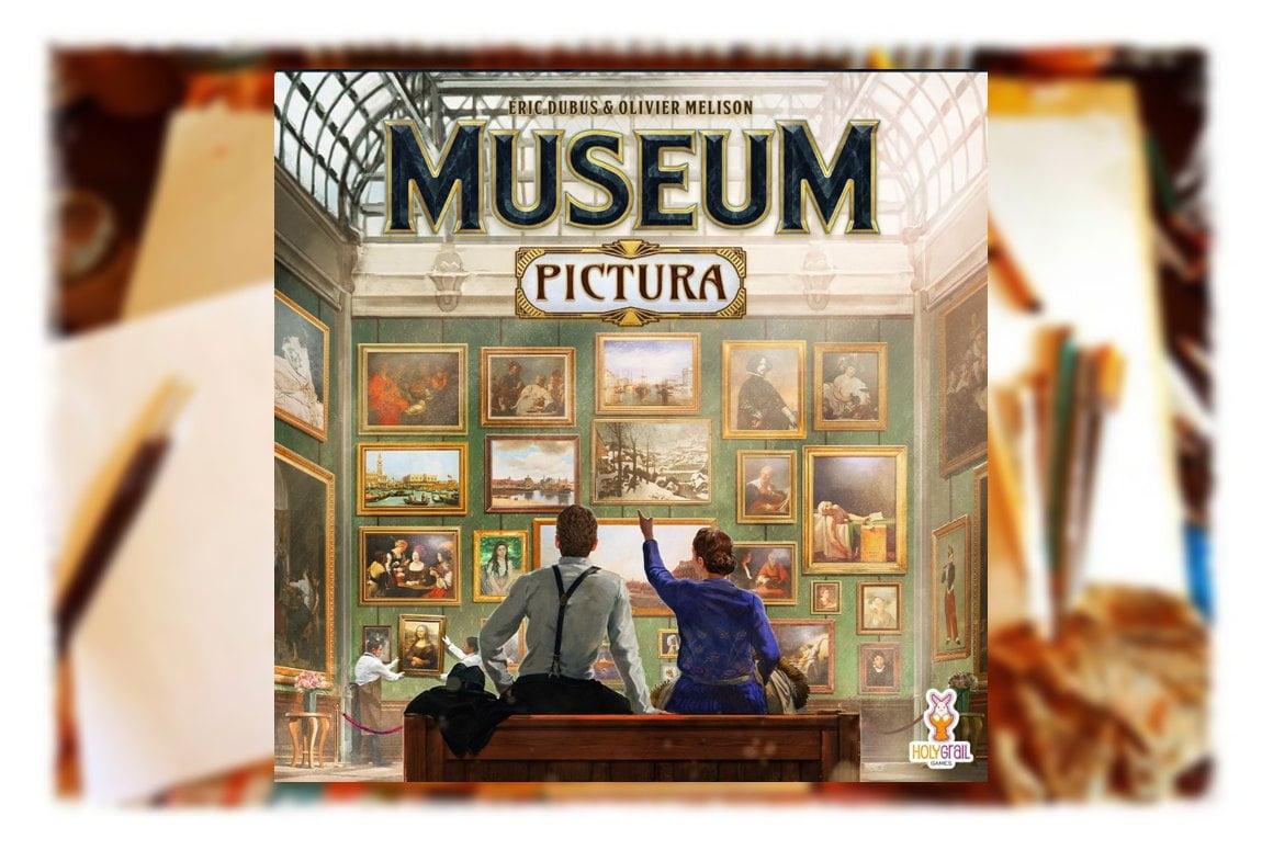 museum: pictura juego de mesa