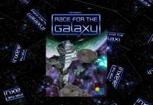 race for the galaxy juego de mesa