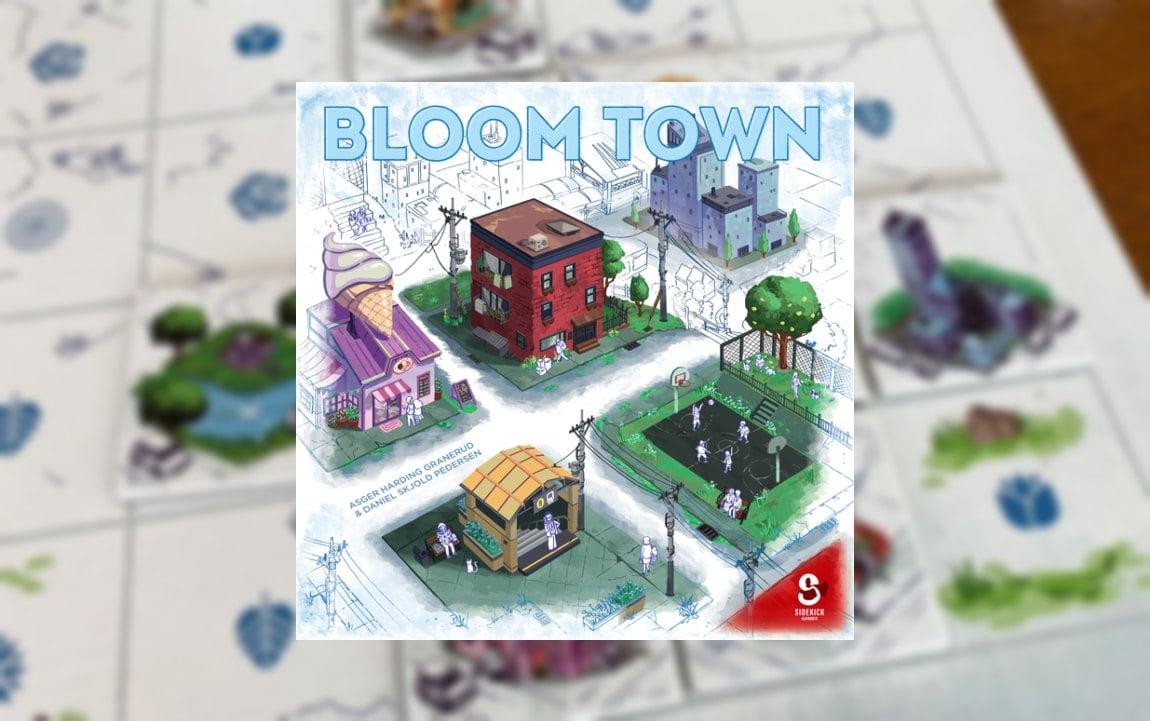Bloom town juego de mesa