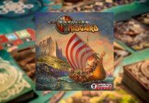 Saqueadores de Midgard juego de mesa