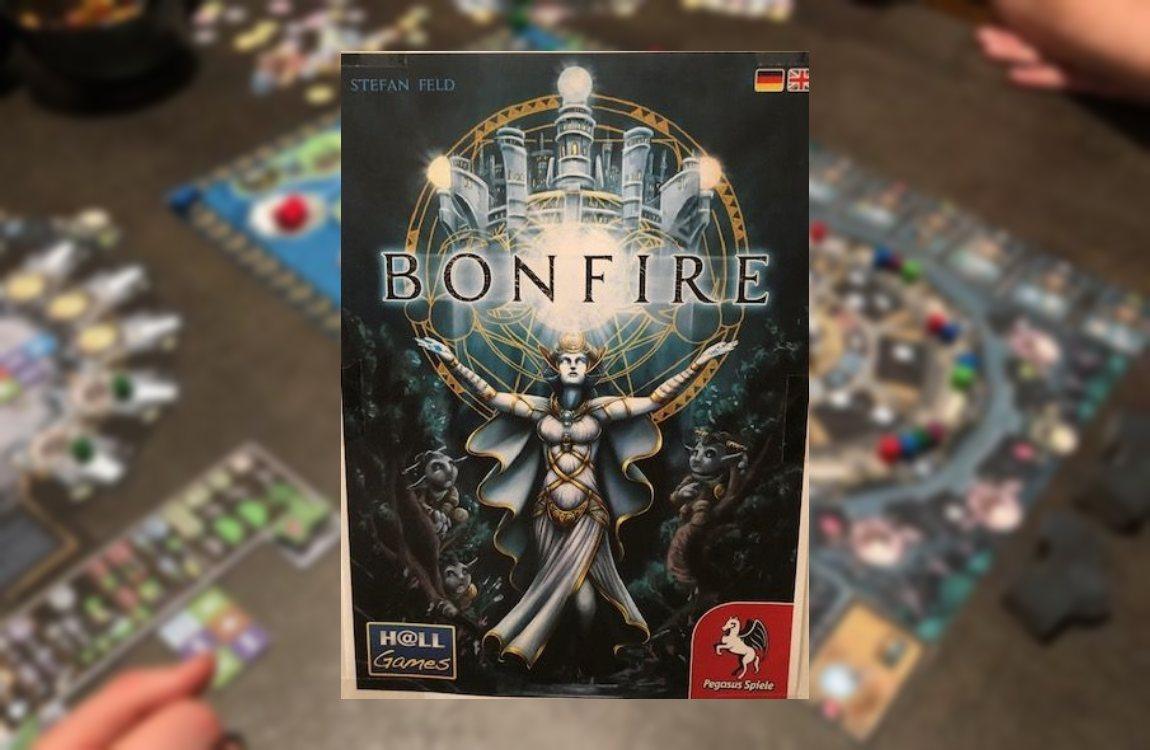 Bonfire juego de mesa