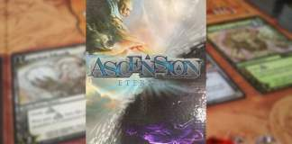 Ascension Eternal Juego de mesa