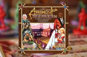 Argent The Consortium, reseña by David