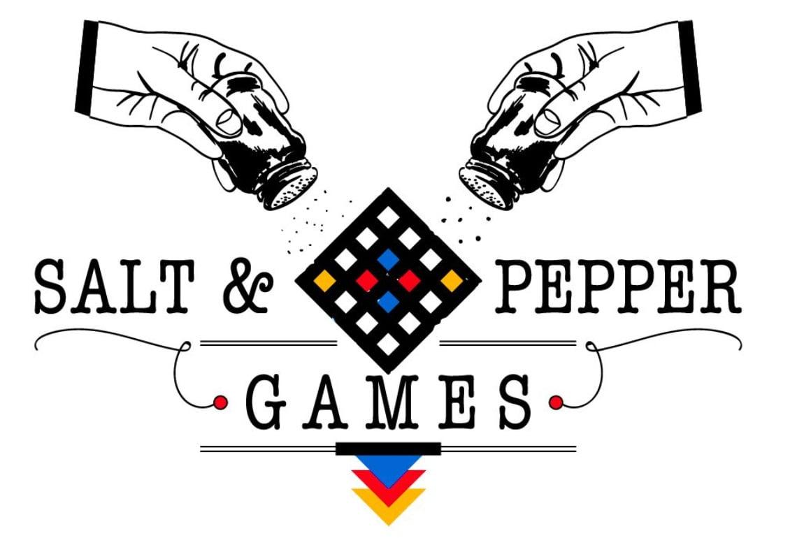 Salt & Pepper Games juego de mesa