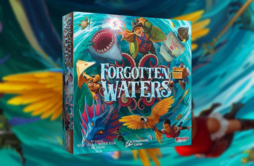 Forgotten Waters juego de mesa