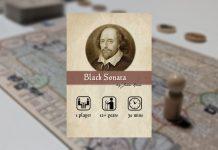 Black Sonata Juego de mesa
