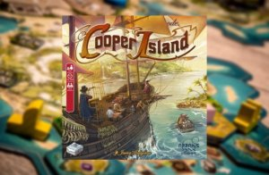 Cooper Island, reseña by David