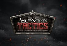 Ascension Tactics juego de mesa