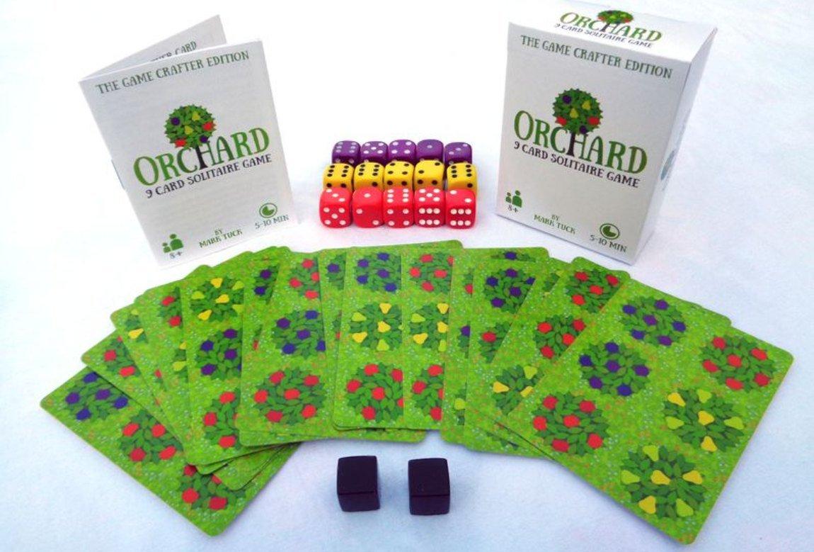 Orchard, Melmac Games pone la directa y se hace con un nuevo solitario