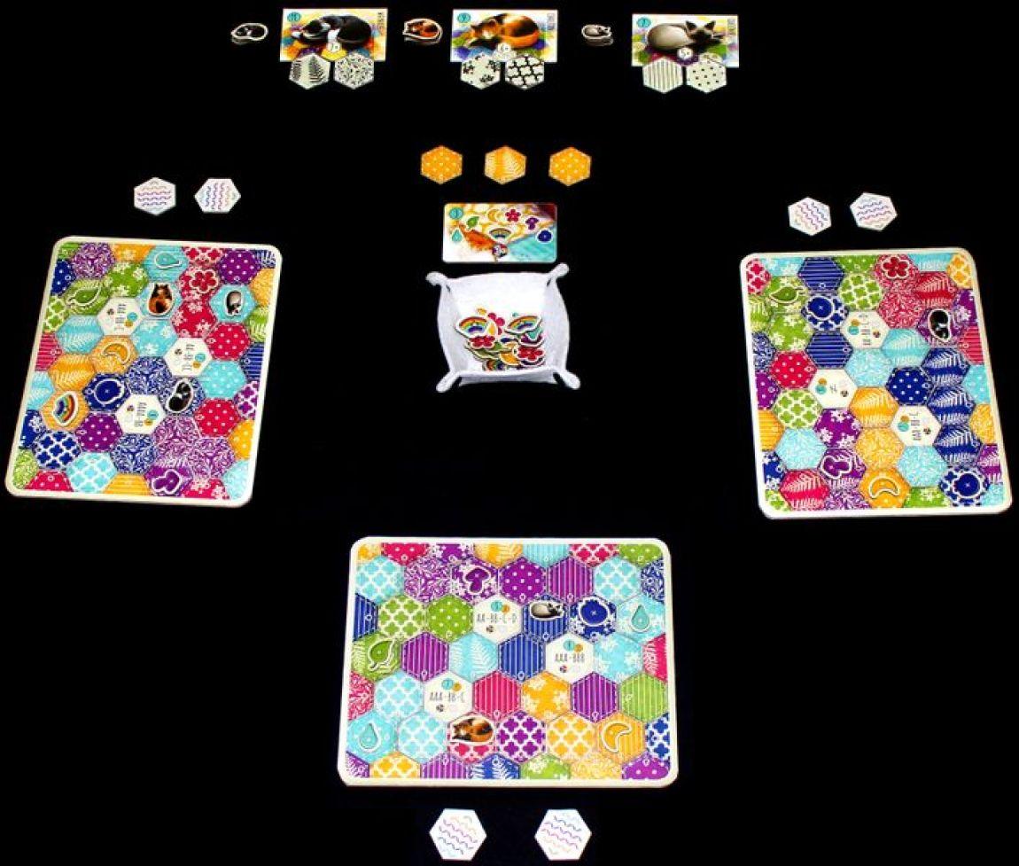 Calico juego de mesa