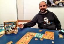 Diego Ibañez juego de mesa
