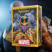 Splendor Marvel, Las Gemas del Infinito al servicio de Asmodee