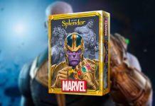 Splendor Marvel juego de mesa