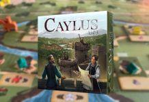 Caylus 1303 juego de mesa
