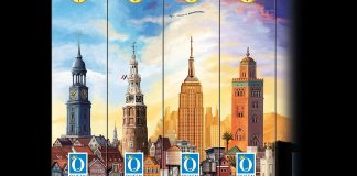Stefan Feld City Collection juego de mesa