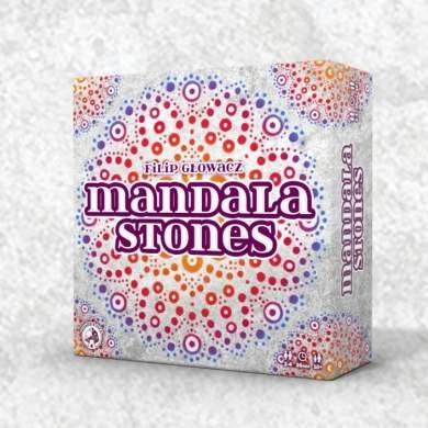 Mandala Stones juego de mesa