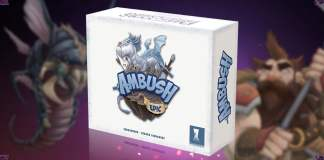 Ambush juego de mesa