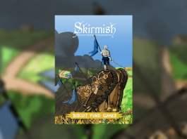Skirmish juego de mesa