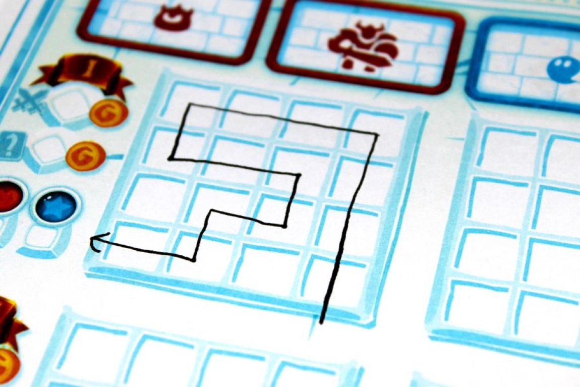 Dungeon Academy juego de mesa