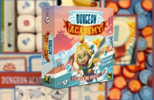 Dungeon Academy, reseña by David