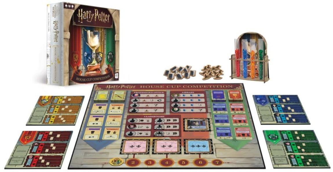 Harry Potter juego de mesa