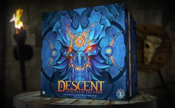 Descent: Legends of the Dark