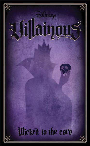 Villainous: Wicked the Core