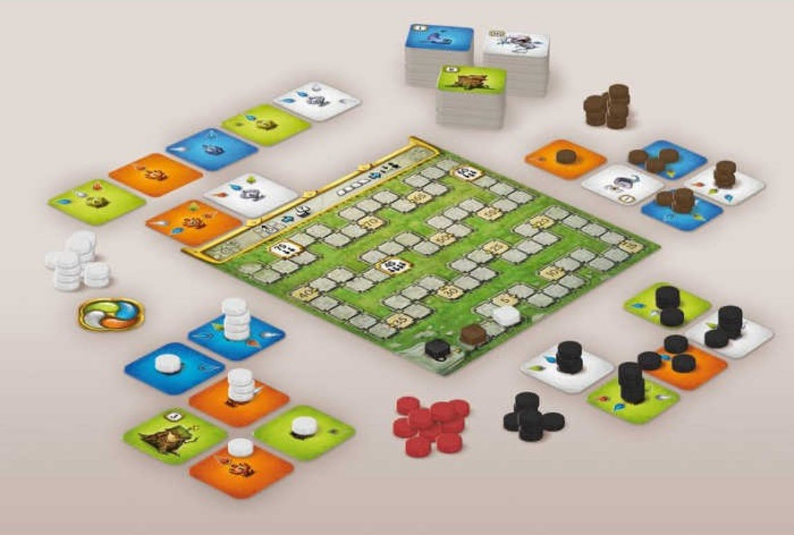Sagani juego de mesa