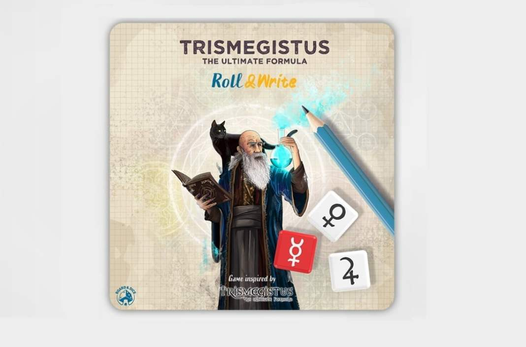 Trismegistus Roll & Write