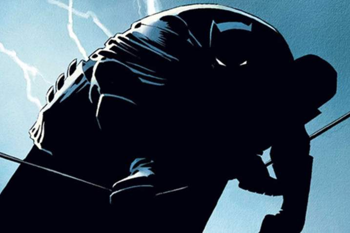 Batman: The Dark Knight Returns Board Game