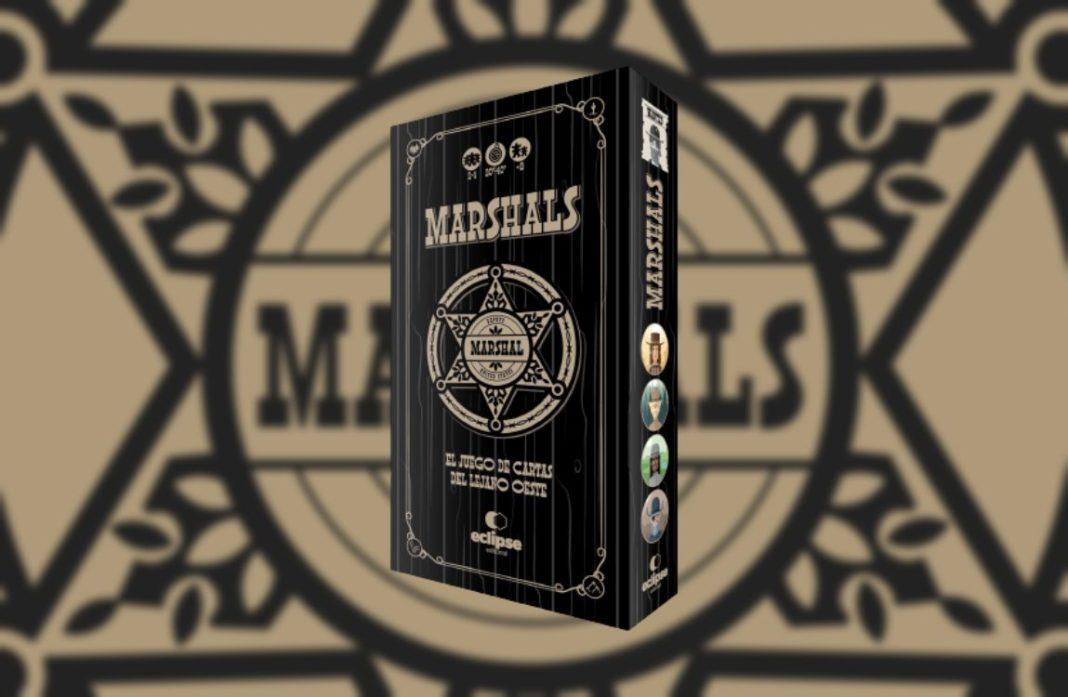 Marshals juego de mesa