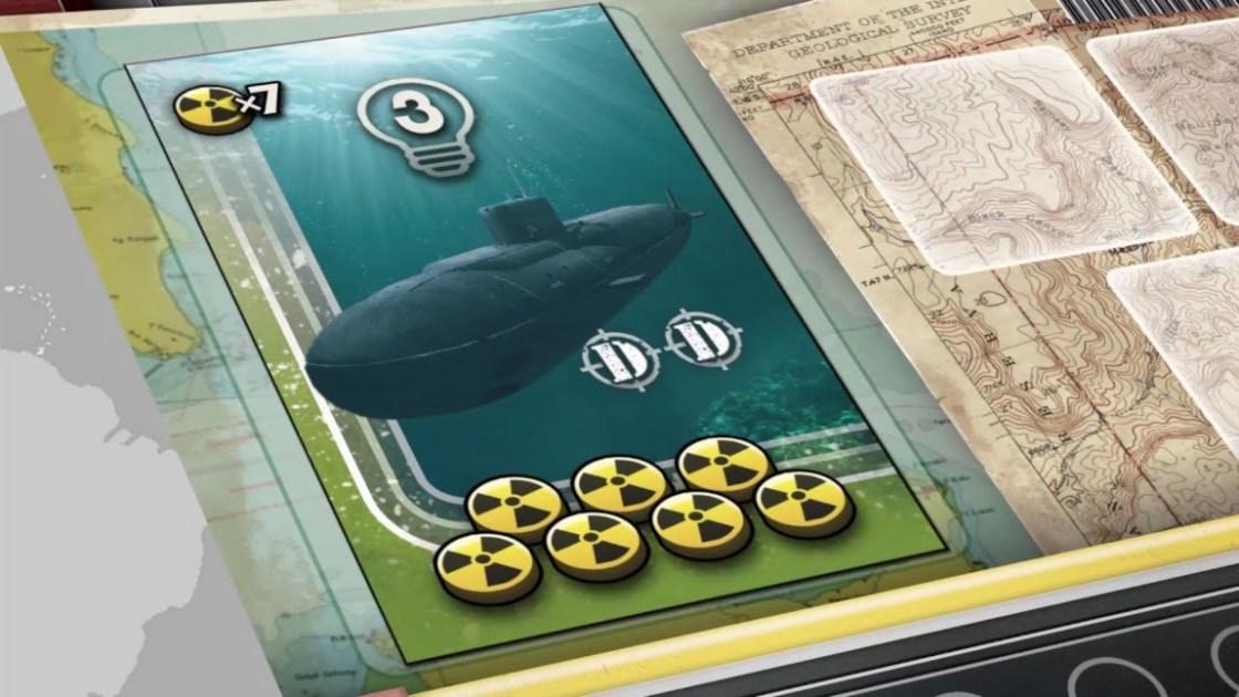 Proyecto Manhattan 2 juego de mesa