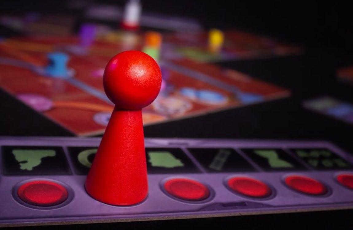 Magic Maze On Mars juego de mesa