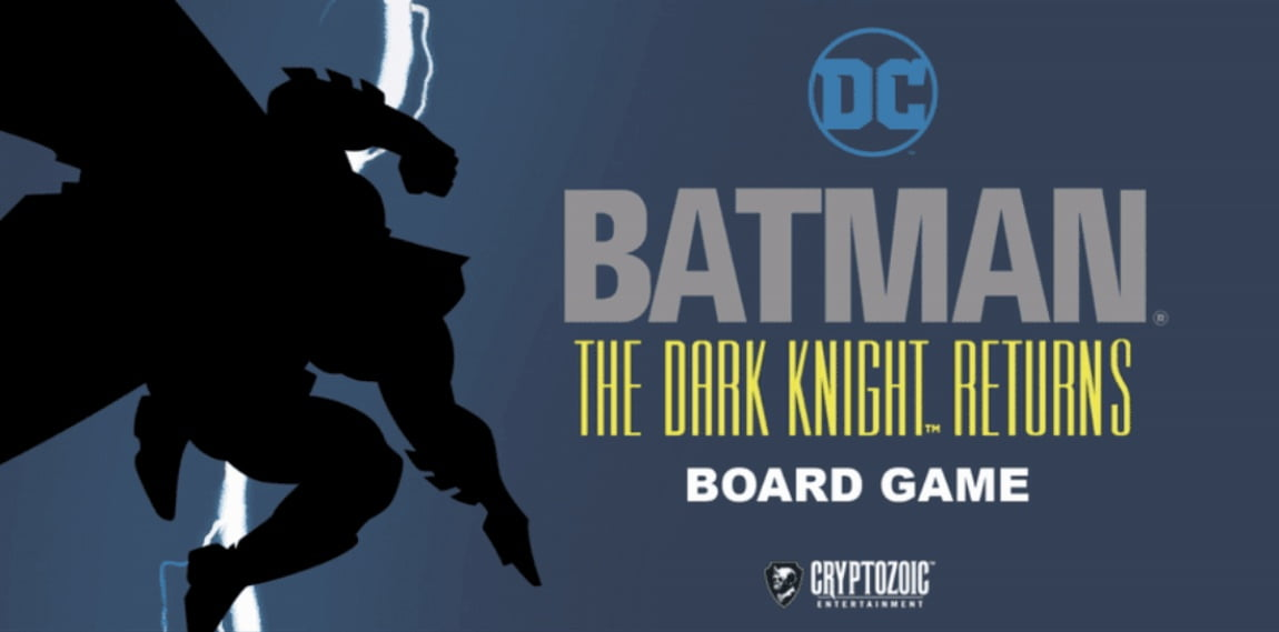 Batman: The Dark Knight Returns Board Game