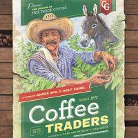 Coffee Traders, el próximo euro duro de Capstone Games