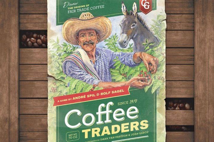 Coffee Traders juego de mesa