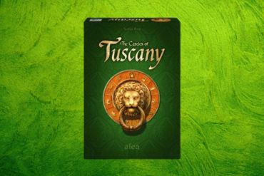 The Castles of Tuscany juego de mesa