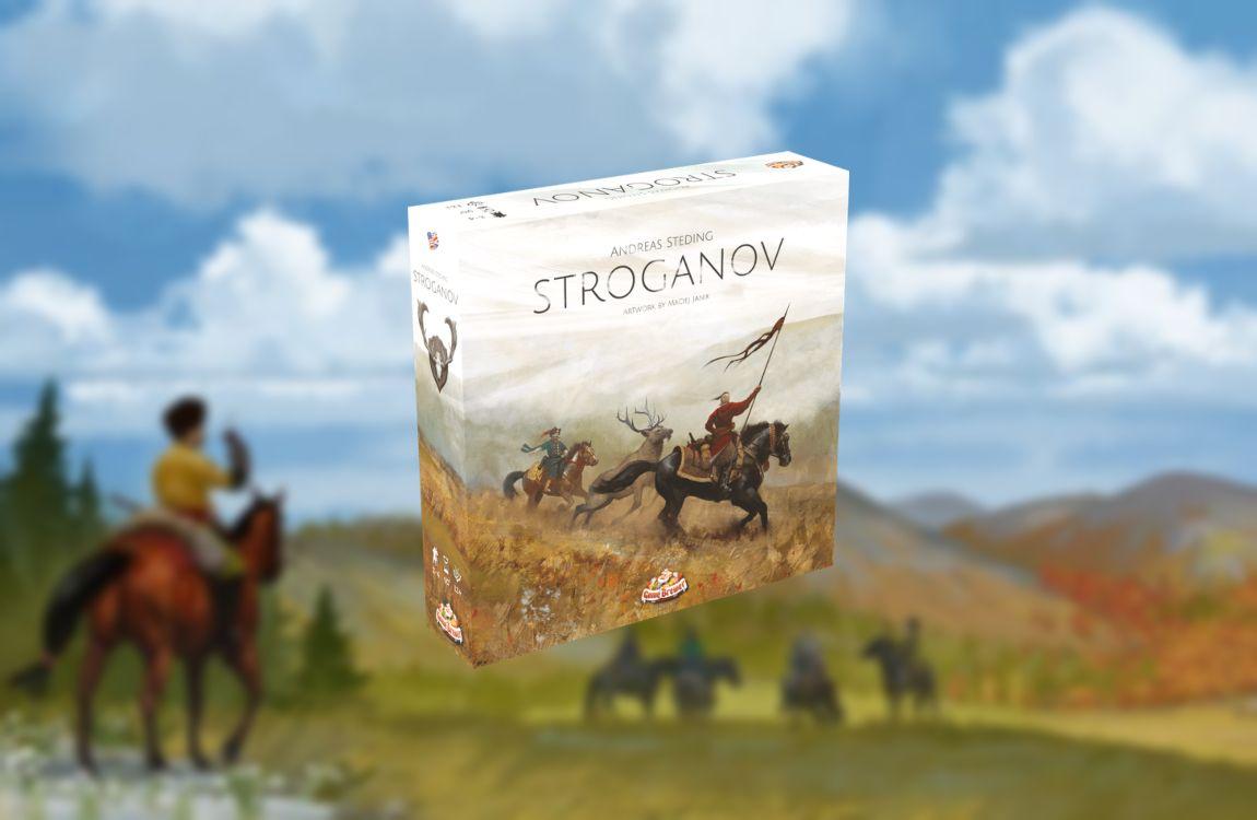 Stroganov juego de mesa