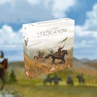 Stroganov, lo nuevo de Andreas Steding y Game Brewer a Kickstarter