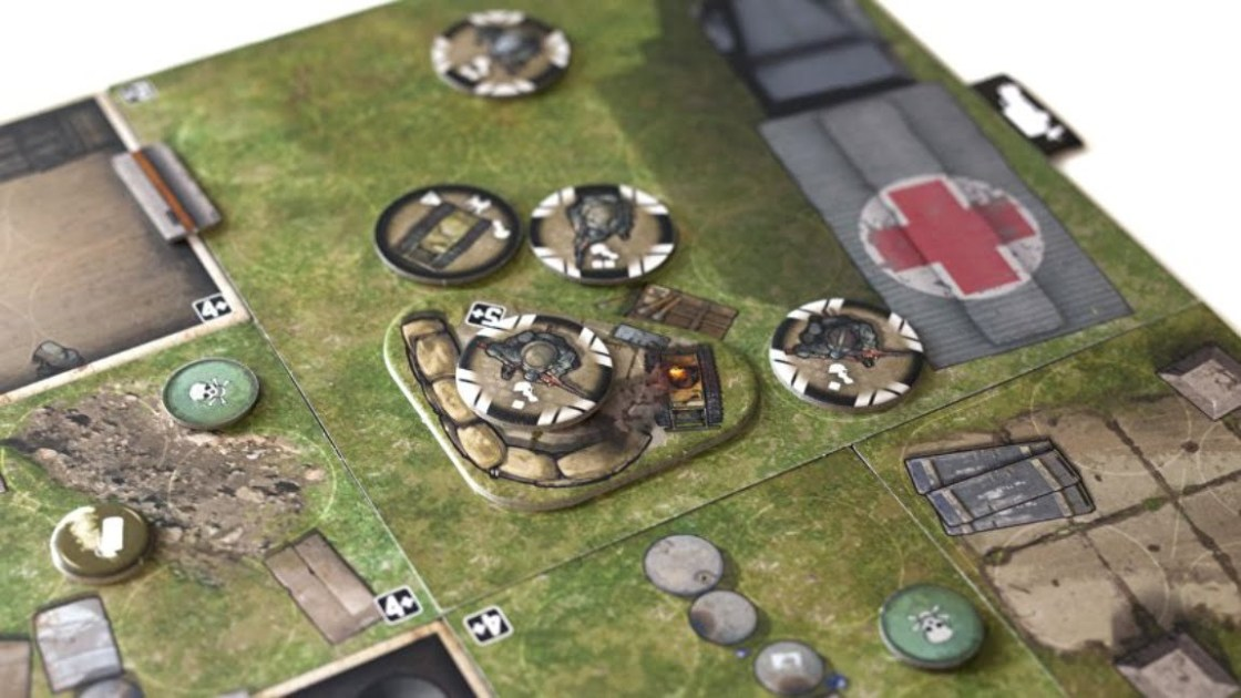 V-Commandos juego de mesa