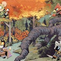 Ahoy, Leder Games anuncia un nuevo juego de piratas