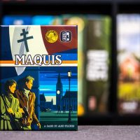 Maquis amplia la maravillosa familia de solitarios de Melmac Games