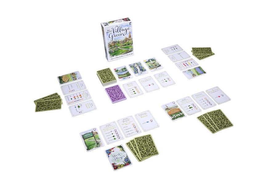 Village Green juego de mesa