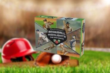 Baseball Highlights The Dice Game